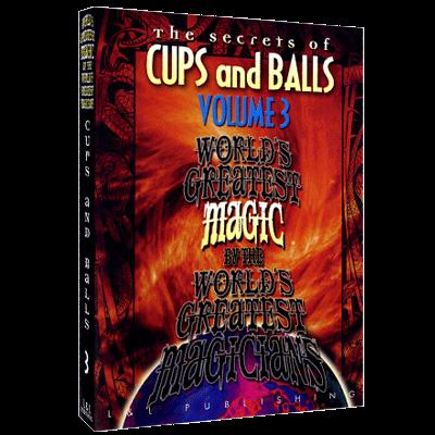 Cups and Balls Vol. 3 (World's Greatest) video DOWNLOAD