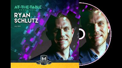 At The Table Live Ryan Schlutz - DVD