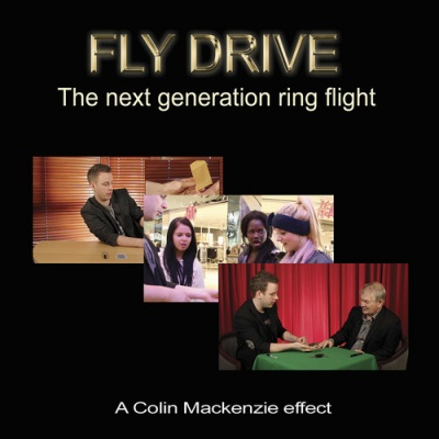 Fly Drive by Colin Mackenzie and Harry Robson