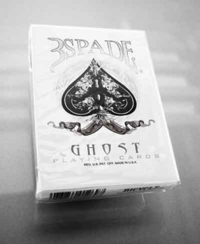 Ellusionist Ghost Gaff Deck