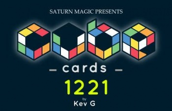 1221 Mix of Cube Cards by Kev G