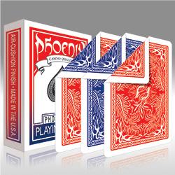 Phoenix SUM Deck 2.0 Zauberartikel & -tricks by Roy Johnson