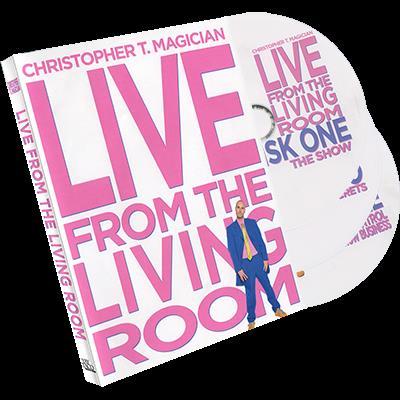 live from the living room live from the living room 3 dvd set starring christopher t 19352