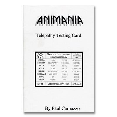 Animania By Paul Carnazzo Trick