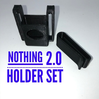 Nothing 2.0 Holder Set by Mark Traversoni and Saturn Magic