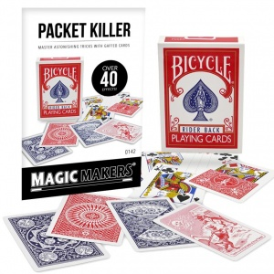 Packet Killer and Gaff Deck Featuring Simon Lovell