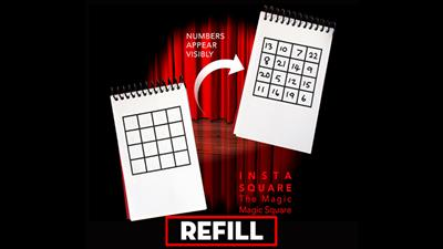 Refill for Insta Square by Martin Lewis - Trick