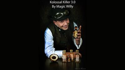 Kolossal Killer 3.0 by Magic Willy (Luigi Boscia) video DOWNLOAD