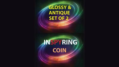 Inspyring Coin by Unknown Mentalist - Trick