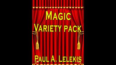 Magic Variety Pack I by Paul A. Lelekis Mixed Media DOWNLOAD