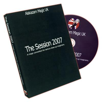 The Session 2007 by Alakazam - DVD