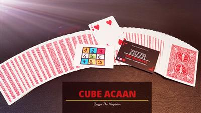 CUBE ACAAN by Zazza The Magician video DOWNLOAD