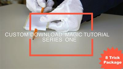 8 Trick Online Magic Tutorials / Series #1 by Paul Romhany video DOWNLOAD