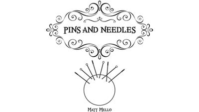Pins and Needles by Matt Mello eBook DOWNLOAD