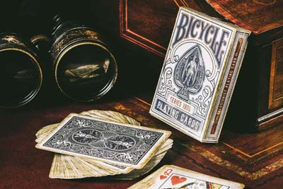 Bicycle Series 1900 Playing Cards - Vintage