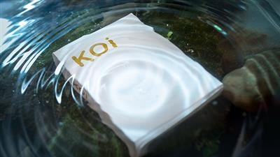 Koi V2 Playing Cards by Byron Leung