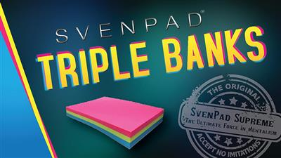 SvenPad® Triple Banks (Single) - Trick