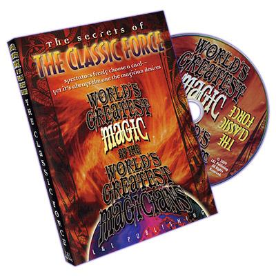 The Classic Force (World's Greatest Magic) - DVD