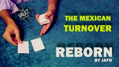 The Vault - The Mexican Turnover: Reborn by Jafo Mixed Media DOWNLOAD