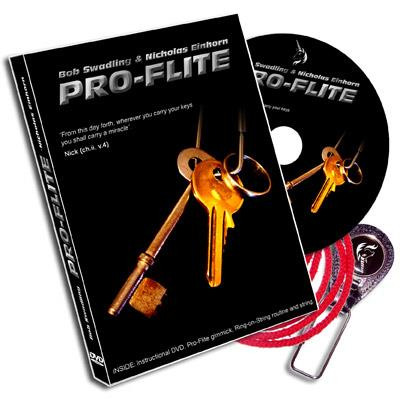 Pro-Flite (Gimmick and Online Instructions) by Nicholas Einhorn and Robert Swadling