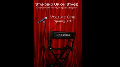 Standing Up on Stage Volume 1 Opening Acts by Scott Alexander - DVD