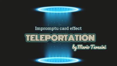 Teleportation by Mario Tarasini video DOWNLOAD