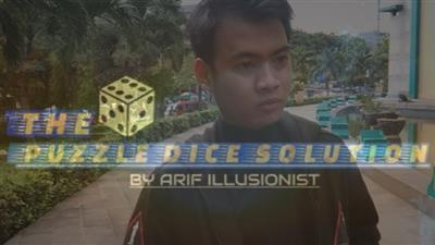 The Puzzle Dice Solution by Arif illusionist video DOWNLOAD