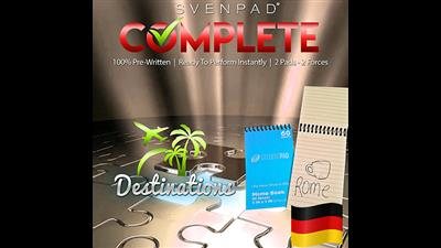 SvenPad® Complete Destinations (German Edition) - Trick