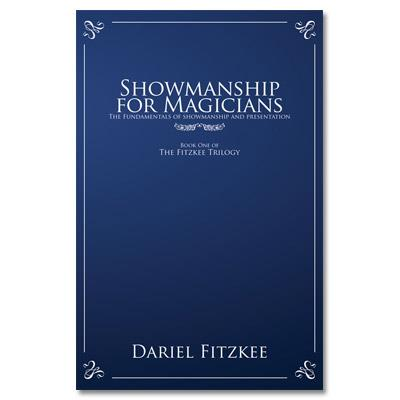 Showmanship for Magicians by Dariel Fitzkee - Book