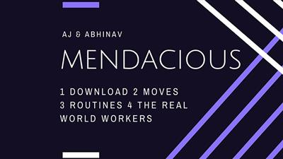 MENDACIOUS by AJ and Abhinav video DOWNLOAD