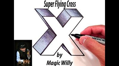 Super Flying Cross by Magic Willy (Luigi Boscia) video DOWNLOAD