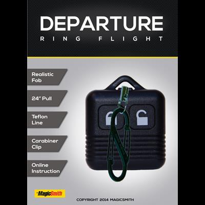 Departure Ring Flight (New and Improved) by MagicSmith - Trick