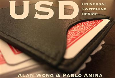 USD - Universal Switch Device by Pablo Amira and Alan Wong - Trick