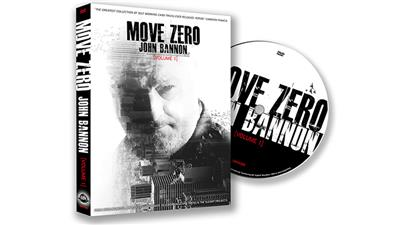 Move Zero (Vol 1) by John Bannon and Big Blind Media - DVD