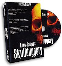 Skullduggery by Luke Jermay & Alakazam UK - DVD