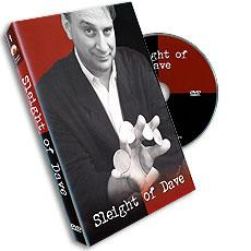 Sleight of Dave -David Williamson, DVD