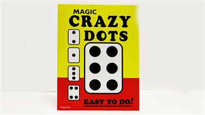 CRAZY DOTS (Stage Size) by Murphy's Magic Supplies  - Trick