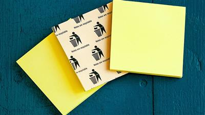 Sven Notes - 3 Sticky Notes SvenPads® - Trick