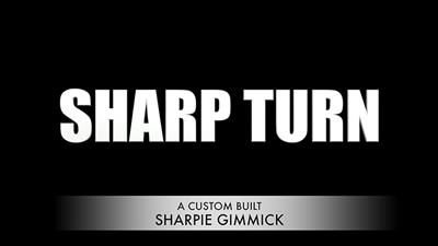 Sharp Turn by Matthew Wright - Trick