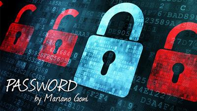 PASSWORD by Mariano Goni - Trick