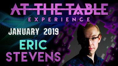 At The Table Live Lecture Eric Stevens January 21st 2019 video DOWNLOAD