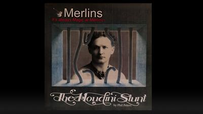 HOUDINI STUNT by Merlins - Trick