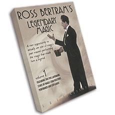 Ross Bertram's Legendary Magic Vol 1 - DVD