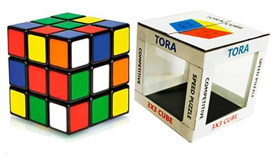Smarties Cube by Tora Magic - Trick