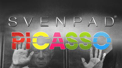 SvenPad® Picasso: Large Tri-Section (Large Format) - Trick