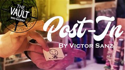 The Vault - Post-In by Victor Sanz video DOWNLOAD