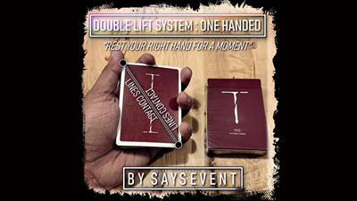 Double Lift System: ONE HANDED by SaysevenT video DOWNLOAD
