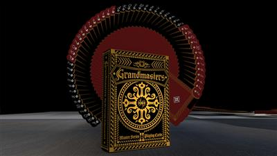 Grandmasters Casino XCM (Standard Edition) Playing Cards by HandLordz