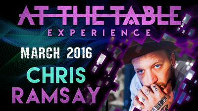 At the Table Live Lecture Chris Ramsay March 2nd 2016 video DOWNLOAD