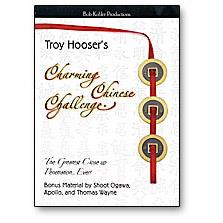 Charming Chinese Challenge by Troy Hooser - DVD